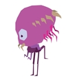 Alien monster vector image