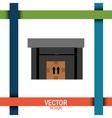 delivery service design vector image