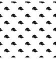 cap pattern vector image