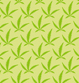 Marijuana leaves seamless pattern Narcotic vector image