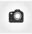 reflex camera icon flat design vector image
