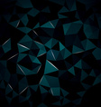 abstract background from crystal you can change vector image