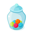 icon candy vector image vector image