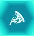 flat icon vector image