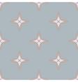 Seamless geometric pattern Blue vector image