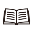Book icon vector image vector image