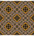 Ethnic motifs background vector image
