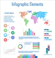 Infographic 11 vector image