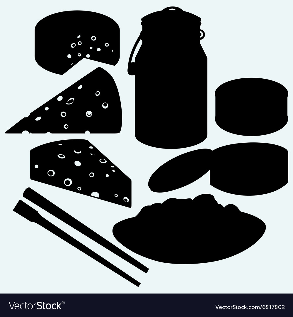 Set meal vector