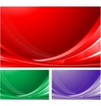abstract composition background vector image