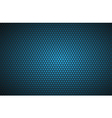 Geometric polygons background abstract blue vector image