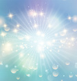 decorative background 2803 vector image