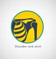 Shoulder and Joint Logo vector image