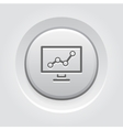 Business Analytics Icon Concept vector image