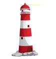A light house vector image