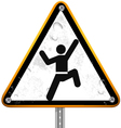 Pictogram street signs 28 vector image