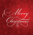 christmas text background 0512 vector image vector image