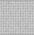 diamond checkered pattern seamless vector image
