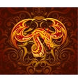 Dragon as symbol for year 2024 vector image vector image