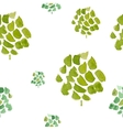 Eco watercolour pattern vector image