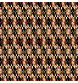 pixelated pattern vector image vector image