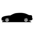 car rims vector image