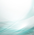 Abstract smooth bright flow background for tech vector image vector image