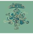 fantasy medusa vector image