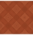 Seamless tile abstract pattern vector image
