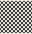 checkered geometric seamless pattern with small vector image