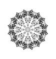 Mandala Ethnic abstract decorative elements vector image vector image