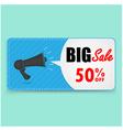 Super Sale background template vector image