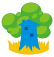 greener home 2 vector image vector image
