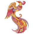 firebird final vector image