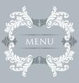 menu 29 vector image