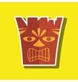 token hawaii design vector image