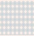 gray geometric quatrefoil trellis pattern vector image