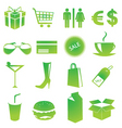 shopping sale vector image vector image