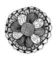 flower 199 01 vector image