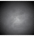 abstract grey halftone background vector image