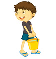 carry paint vector image vector image