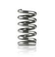 Elastic metal spring icon vector image vector image