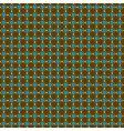 circles squares vector image vector image