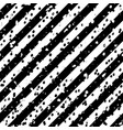 seamless grunge diagonal lines and chaotic dots vector image vector image