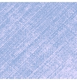 Blue Halftone Texture vector image