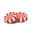 Peppermint Candies vector image