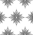 Cannabis pattern4 vector image
