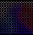 abstract - small colored circles vector image