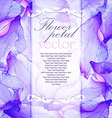 Perfect for wedding invitations and birthday vector image
