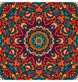 festive colorful ethnic tribal pattern vector image vector image